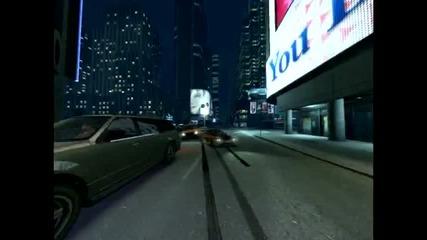 Gta Iv - Mazda Rx-7 Veilside - Tokyo Drift