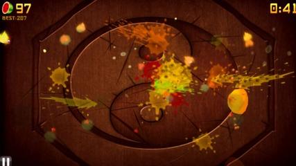 Fruit Ninja Hd - Gameplay [hq]