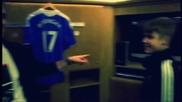 Джъстин Бийбър тренира футбол с Франк Лампард и Фернандо Торес!