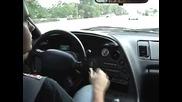 Darin s Supra E85 Street Driving