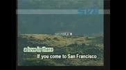 Simon & Garfunkel - San Francisco - Karaoke