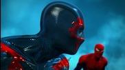 Ultimate Spider-man: Web-warriors - 3x09 - The Spider-verse, Part 1