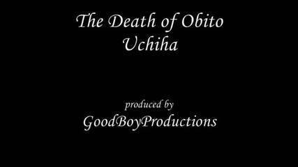 The Death of Obito Uchiha