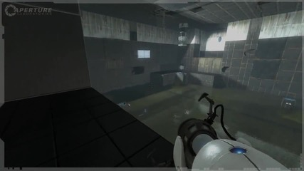 Portal 2 - Aerial Faith Plate