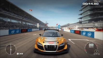 Grid 2 Audi R8 - Test Drive - Hd