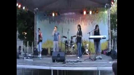 Sabotage - Слънце в мрака (live in Silistra)