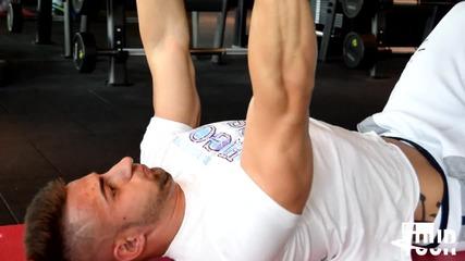 GymTour - Най-големият фитнес в Европа 6000 кв/м