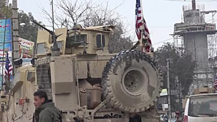 Syria: US troops on alert after deadly attack in Manbij