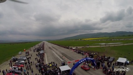 Drag Bulgaria 27.04 - GoPro + Dji Phantom