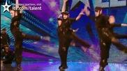 Великолепна танцувална група - Britain's Got Talent