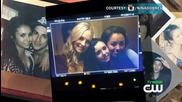See Nina's Final Goodbye to the TVD Crew!
