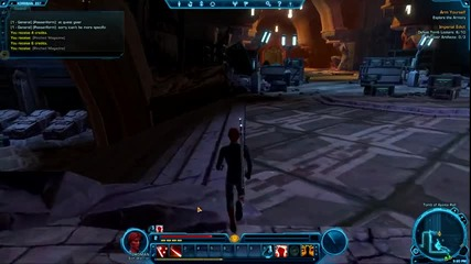 The Old Republic Beta: Sith Warrior Part 2