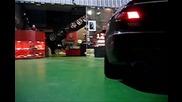 Alfa Romeo 156 Selespeed with Ragazzon Utp Racing - exhaust sound