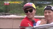 [ Eng Subs ] Running Man - Ep. 203 (with Bomi, Naeun (a-pink), Joo Ji Hoon, Ji Sung and more) - 1/2