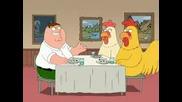 Family Guy - Chicken Fight 3