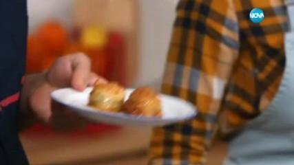 Баклава с домашни кори - Бон Апети (28.12.2016)
