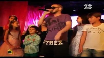 Детски партита с неподходящи песни - Господари на ефира (15.09.2014г.)