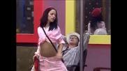 Старицата Елеонора отново на пилона Big Brother Family 28.04.10