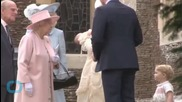 See Princess Charlotte's Royal Christening