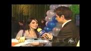 Dulce Maria defiende Anahi y Habla de los rumores de romance con Pd (e.tv)