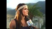 """Дулсе Мария във фондацията """" Приятели на деца болни от рак"""""""