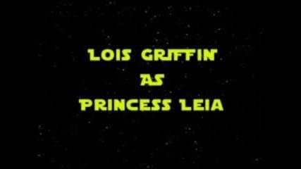 Star Wars - Parodia