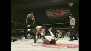 Yoshino,  Doi & Fujii vs. Saito,  Mori & Dragon Kid - Dragon Gate 09.07.2005