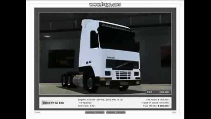 Euro Truck Simulator Moite Kamioni !!!