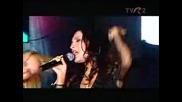 Andra - We Go Crazy ( Live Romanian Top Hits 2007 Bacau) .