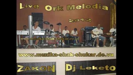 Ork.melodia Petio Sexa Sikni Siqn Breshende Live 2012 Dj Leketo