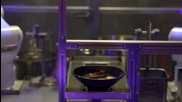 China: Watch as robo-chefs whip up ramen in 90 seconds
