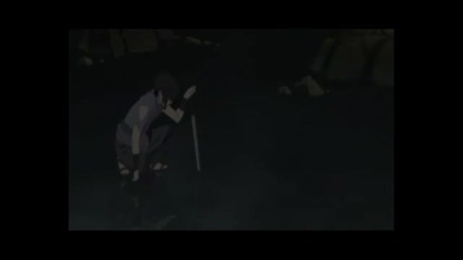 Sage Naruto vs Sasuke (five Kage Summit)