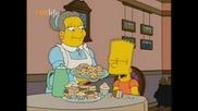 Семейство Симпсън Бг Аудио Цял Епизод s17e05 Барт симпсън става Мамино синче