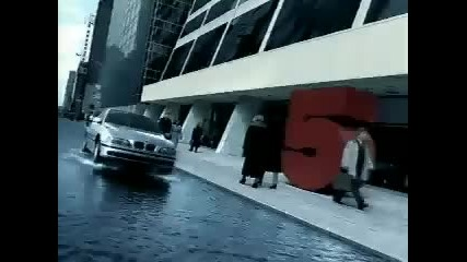 Bmw 540i 90s Commercial Canals of New York
