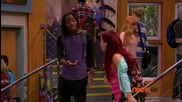 Victorious - Сезон 4 Епизод 4 - Three Girls And A Moose