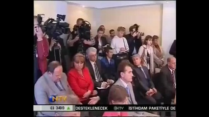 Владимир Путин срещу Милиардерите