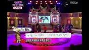 Joongbo performance + Peppero Kiss