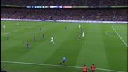 Победният гол на Кристиано Роналдо в Ел Класико!