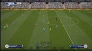 Fifa 15 Manchester City - Chelsea