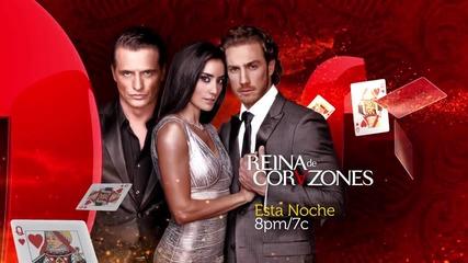 Reina de Corazones / Дама купа Епизод 4 Промо
