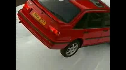 Volvo 440 Commercial