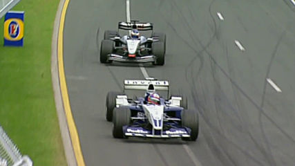 F1 Australia 2003 Highlights