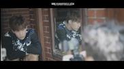 150511 Kim Sung Kyu [27] Album Jacket Photoshoot ( + Myungsoo visiting )