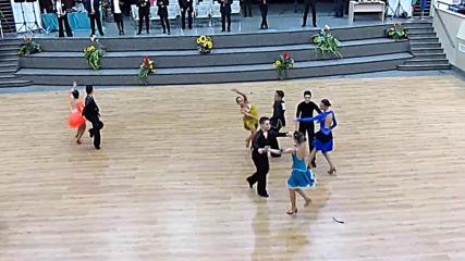 Спортни танци - Купа България, Русе 2019/5