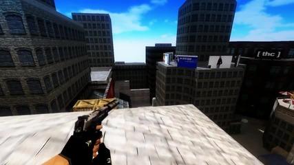skarp 1 jump on rooftops!