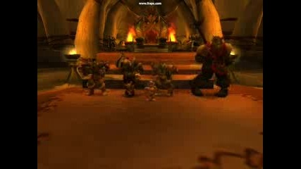 World Of Warcraft - Thrall Dance