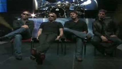 Nickelback Представят Албум Dark Horse