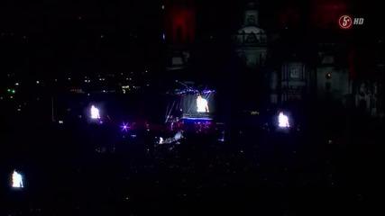 Justin Bieber - на живо в Mexico - част втора/5