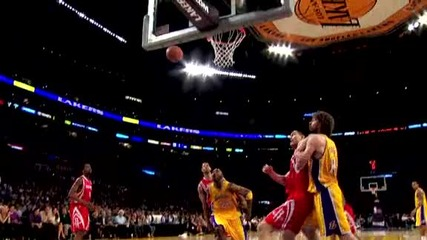 La Lakers:road To The Playoff Finals 2009