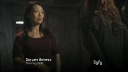 Stargate Universe - 2x07 - The Greater Good Sneak Peek